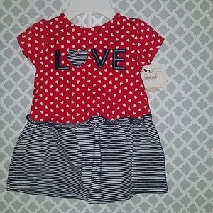 Carters Baby Girl Dress